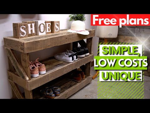 diy-pallet-wood-shoe-rack-idea-|-free-plans