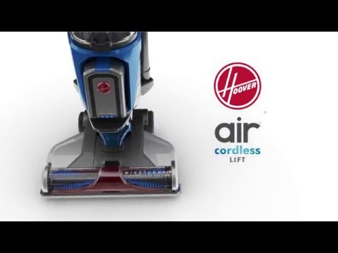 Hoover Air Cordless Lift Infomercial Spot