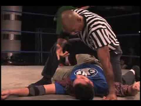 CWF Mid-Atlantic Wrestling: 16-man Cibernetico match - Great 8 vs. People's All-Stars (11/16/13)
