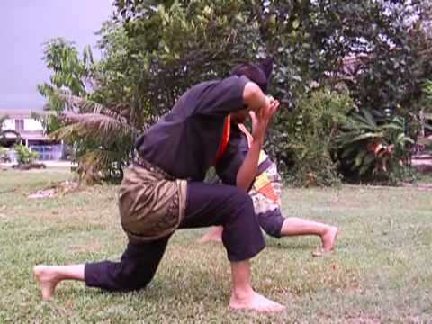 Silat Seni Gayong Malaysia -  Interview By East Broadcasting TV, 2008
