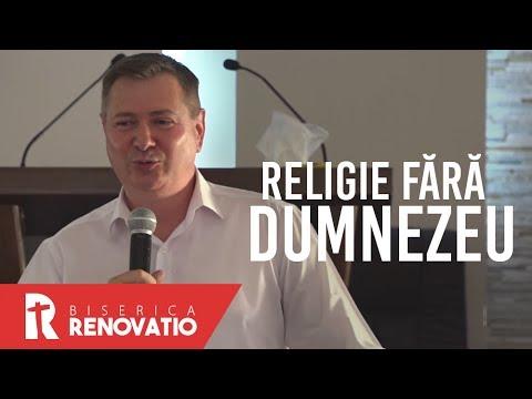 Florin Ianovici - Religie fără Dumnezeu   MISIUNEA RENOVATIO - Ploiești