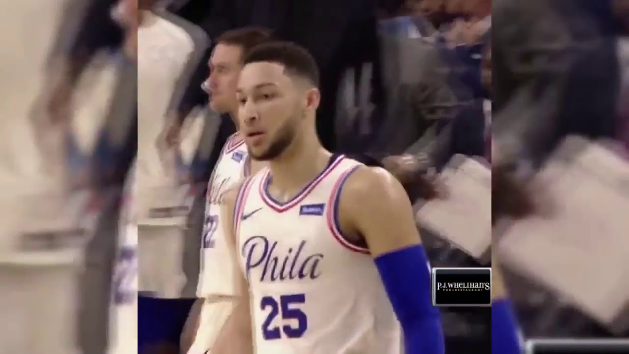 Ben Simmons showed LeBron James why he should come to Philly against Cavs