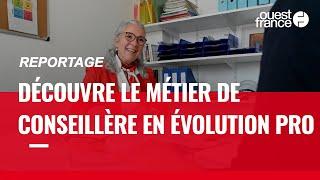 CONSEILLERE EN EVOLUTION PROFESSIONNELLE, DÉCOUVRE UN MÉTIER