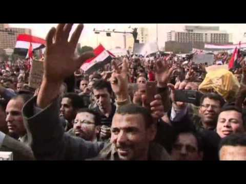Egyptians Pick New President In Free Election