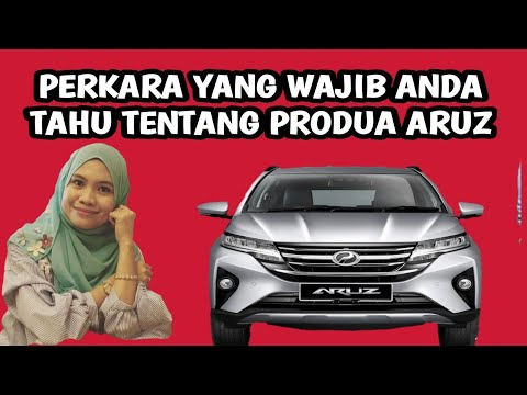 Aruz..Perkara Yang Wajib Anda Tahu Tentang Produa Aruz#produa, #aruz