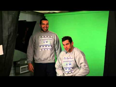 Syracuse Crunch Players Sing Christmas Carols Re-Written With Hockey Lyrics