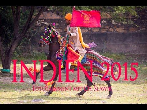 Fotoreise - Pferdefototainment INDIEN 2015 mit Christiane Slawik