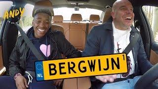 Steven Bergwijn deel 1 - Bij Andy in de auto