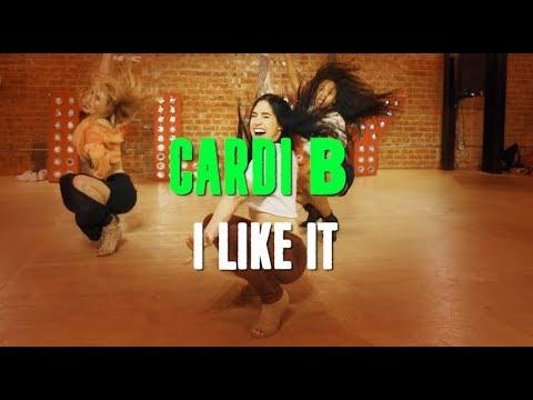 I Like It | Cardi B | Brinn Nicole Choreography