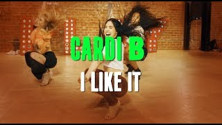 I Like It | Cardi B | Brinn Nicole Choreography