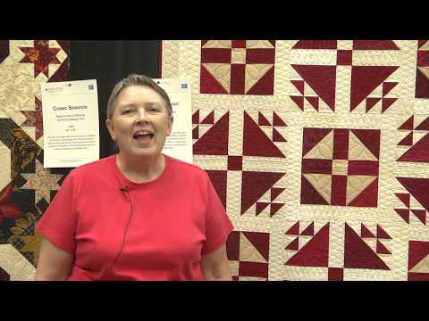 Journey Of A Traditional Quilter - Special Quilt Exhibit By Nancy Mahoney
