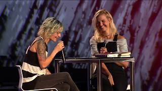 girl talk loves mystery with lacey sturm and tiffany velasquez