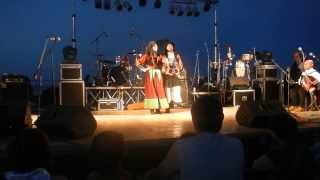 PASSU TORRAU, BALLETTO ORGOLESE, FESTA DI SANTA LUCIA A SINISCOLA 13.08.2013