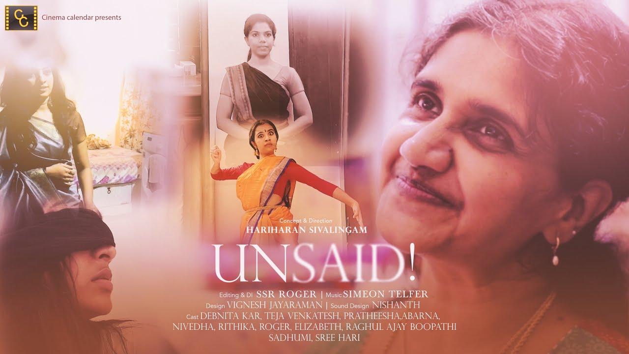 Unsaid | 2020 Tamil Short Film | Hariharan Sivalingam | #CinemaCalendar