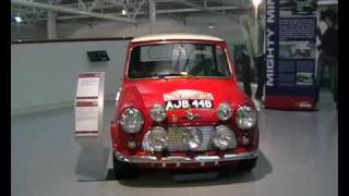 Fifty Years Of MINI Videos