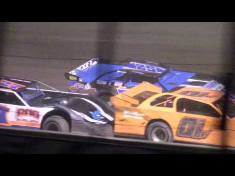 Eriez Speedway RUSH Crate Late Model Feature 7-21-17
