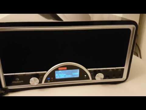 auna Virginia Bluetooth Küchenradio Dab+