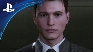 Detroit: Become Human - E3 2016-Trailer [PS4, deutsch]