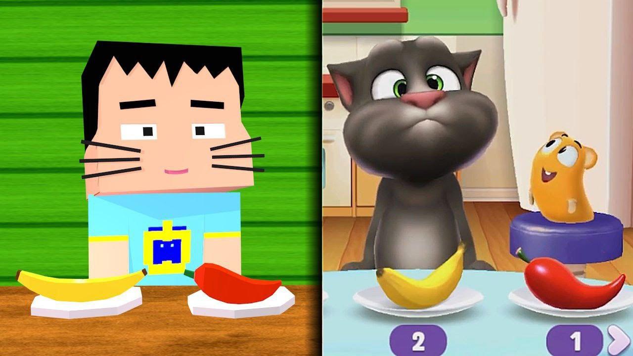 Download tiru aksi Fizi upin ipin jadi kucing 2