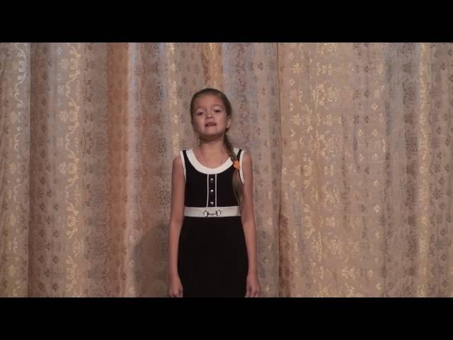 Назарова Екатерина читает произведение «Матери» (Бунин Иван Алексеевич)