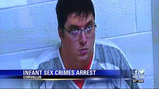 Despicable: Man Charged With Repeatedly Raping His Infant Daughter & Recording It!