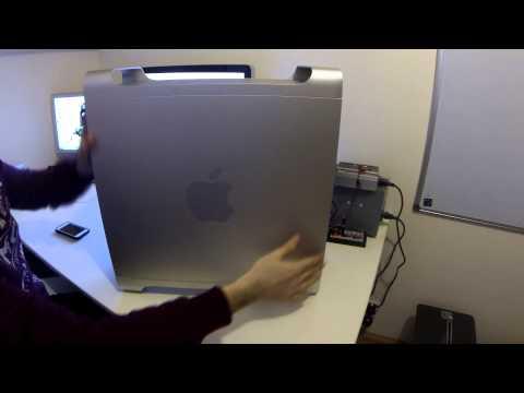 Apple Power Mac G5 - Intel ATX Conversion i7 Hackintosh - Poor Mans Mac Pro