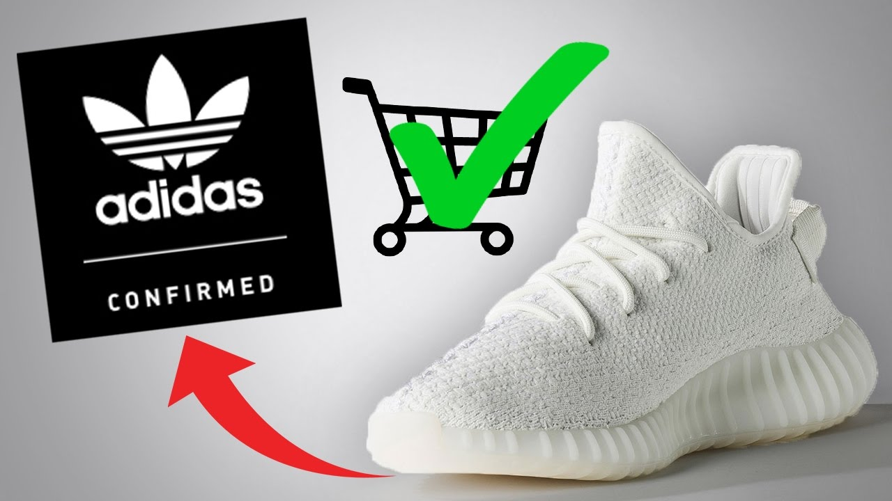 9af3abc68bff8  100%  EASIEST YEEZY TO COP FOR RETAIL SO FAR!!! ( Yeezy Boost 350 V2 Triple  White Cream White )