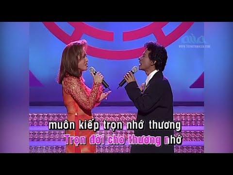 Karaoke Ngày Xưa Anh Nói Song Ca - Chế Linh Thanh Tuyền Beat Chuẩn