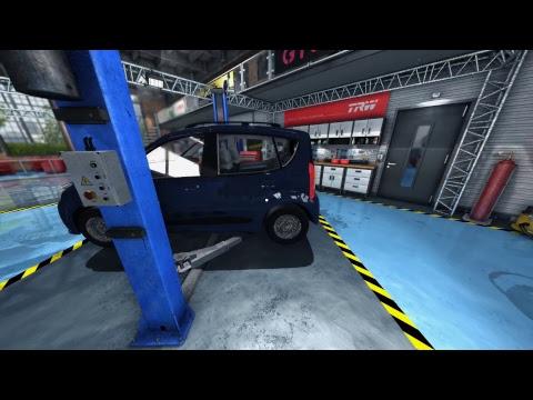Car Mechanic 2015 w/ Blackmyst Part 1
