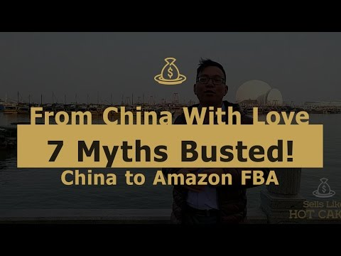 Amazon & Shopify China Myths Busted! Amazon FBA Insights Q&A with our Sourcing Expert.