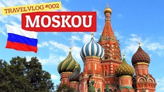 Vlog #002 - Moscow Mule - Rusland