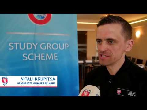 UEFA Study Group - Prague, 23. - 26. 4. 2018 (English version)