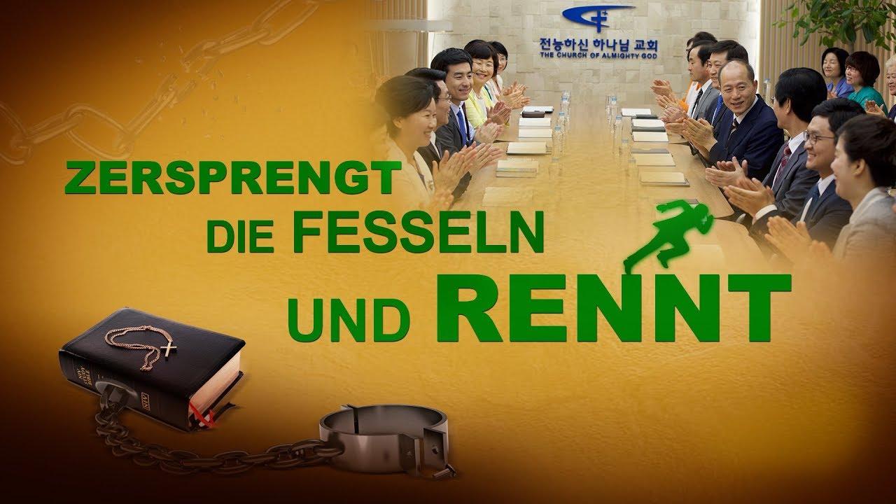 """Christlicher Film Trailer Deutsch   """"Zersprengt die Fesseln und rennt"""""""