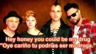 Download Neon Trees - Everybody Talks Lyric/Letra Ingles/Español MP3 song and Music Video