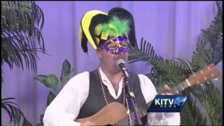 Check out the 14th Annual Mardi Gras Carnival