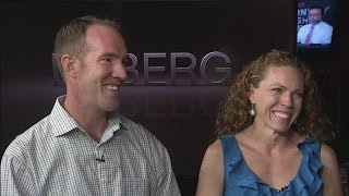 ALS patient Kyle Connors, wife Katie on life with the disease, helping others