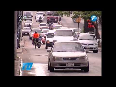 Riesgos que implican viajar en bicicleta en Asunción - 23/02/2015