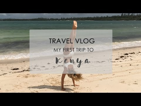 TRAVEL VLOG: My First Trip To Kenya, Watamu National Park | Phoebe Greenacre | Wood and Luxe Blog |