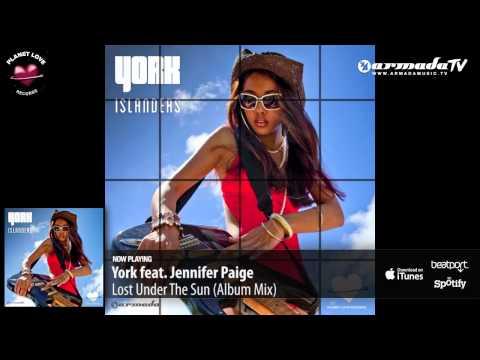York Feat. Jennifer Paige - Lost Under The Sun (Album Mix)