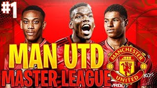 Newly created Fifa video from FootyManagerTV: REBUILDING MANCHESTER UNITED | PES 2019 Master League: Manchester United #1