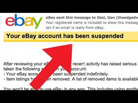 Top 6 Reasons Why Ebay Suspends Seller Accounts Bizz Expert