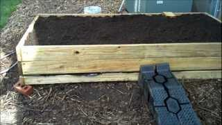 Self-irrigating Raised Bed Project - Part 5 (finished Product)