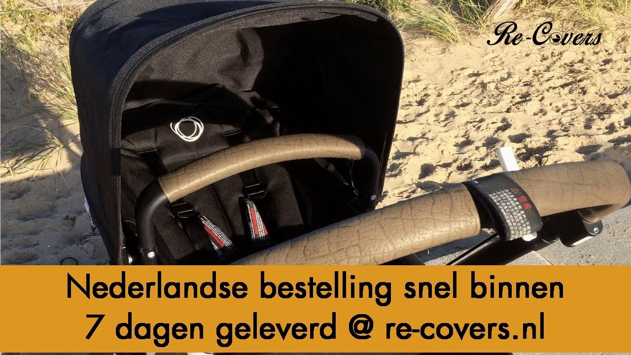 Geliefde Joolz duwstang vervangen leder | Re-covers.nl 2017 - YouTube FN-47