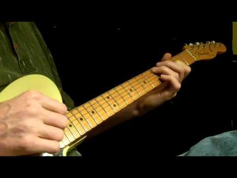 Memphis Style Soul Guitar Licks