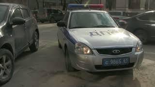 Ростов-на-Дону ОП6 нападение на меня, бездействие сотрудников ДПС и подполковника полиции