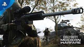 Call of Duty: Modern Warfare | Multiplayer Beta Trailer | PS4