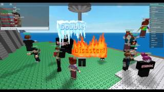 roblox episode 1 Natural disasters