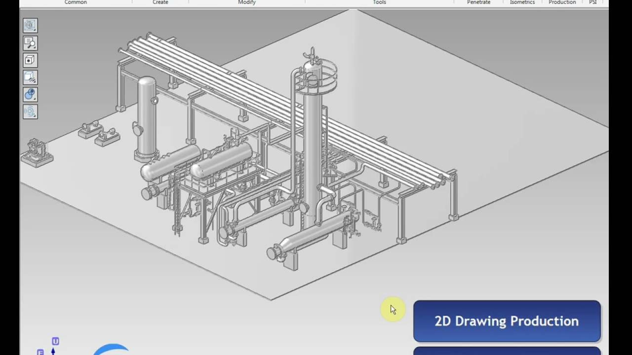 Smart 3D Plant Design | Synergy Engineering
