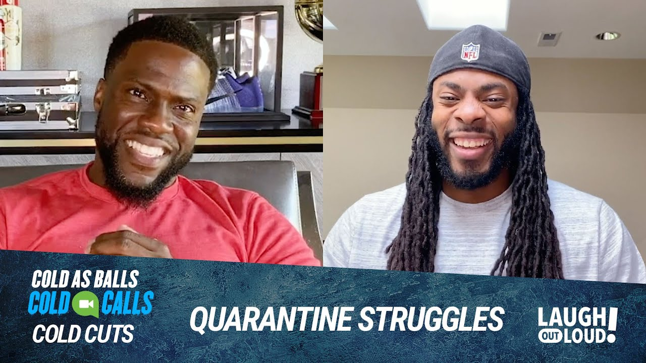 Richard Sherman Quarantine Struggles | Cold As Balls: Cold Cuts | Laugh Out Loud Network