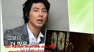 Repeat youtube video [ENG SUB] Star Real Talk.- Frozen Flower cast interview